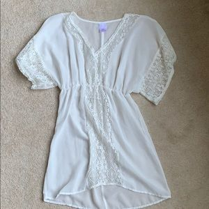Target xhiliration bathing suit cover up